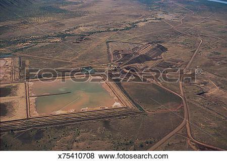 Pictures of Western Australia , Lake Argyle , Bow River Diamond.