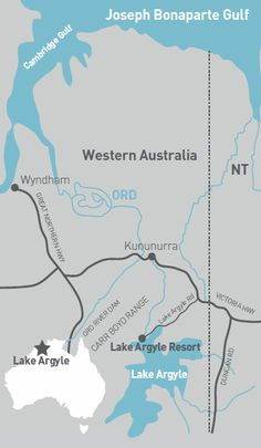 Argyle Diamond Mine.