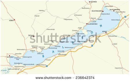 Lake Balaton Stock Vectors & Vector Clip Art.
