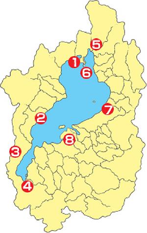 Attractions / Shiga Prefecture.