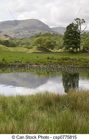 Stock Images of Lake District National Park.