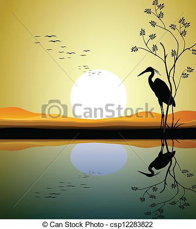 Heron Illustrations and Clip Art. 1,248 Heron royalty free.