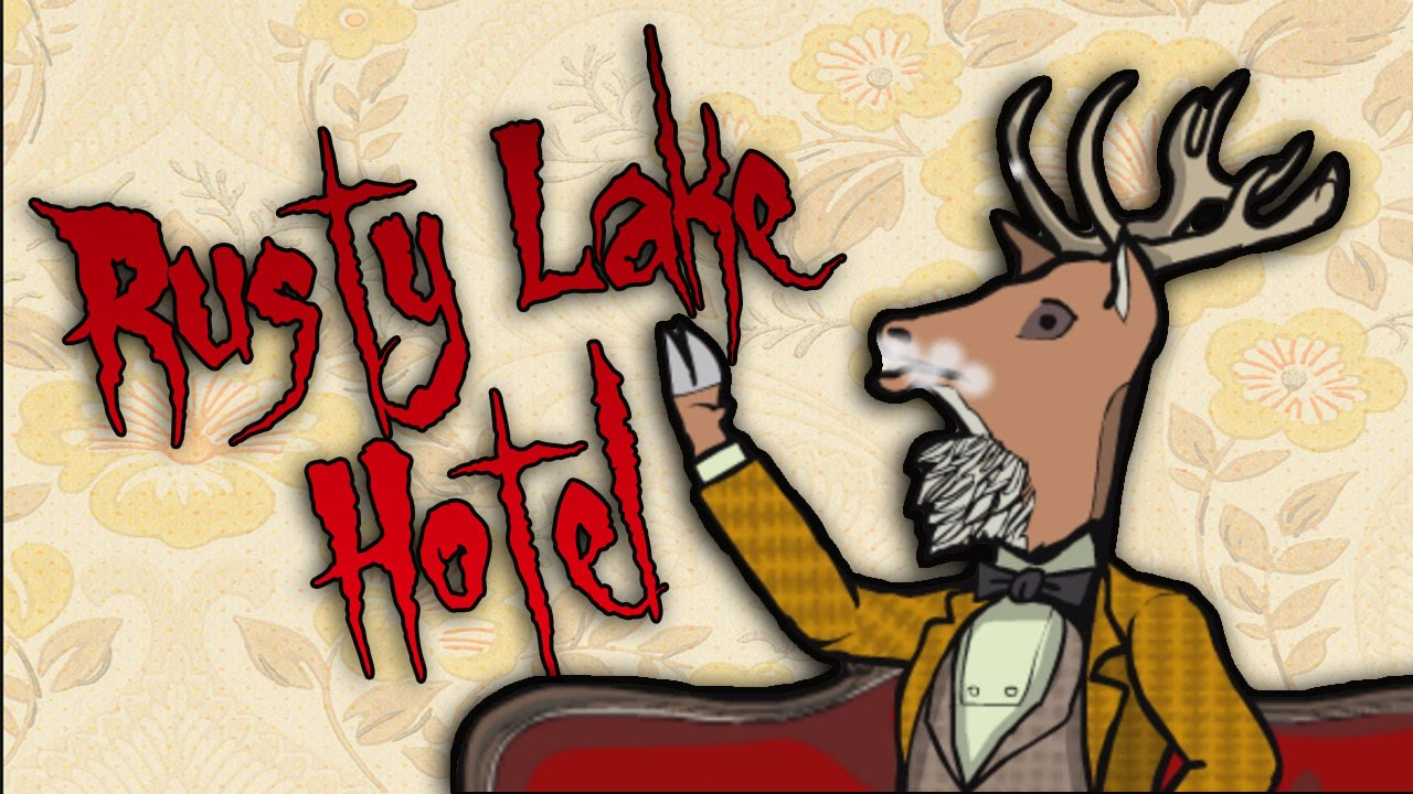 You Look Good Enough To Eat.. Rusty Lake Hotel.
