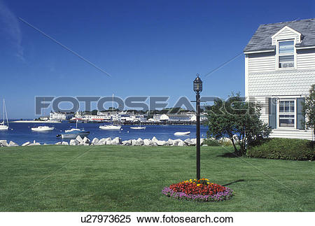 Stock Image of Mackinac Island, MI, Lake Huron, Michigan, Scenic.
