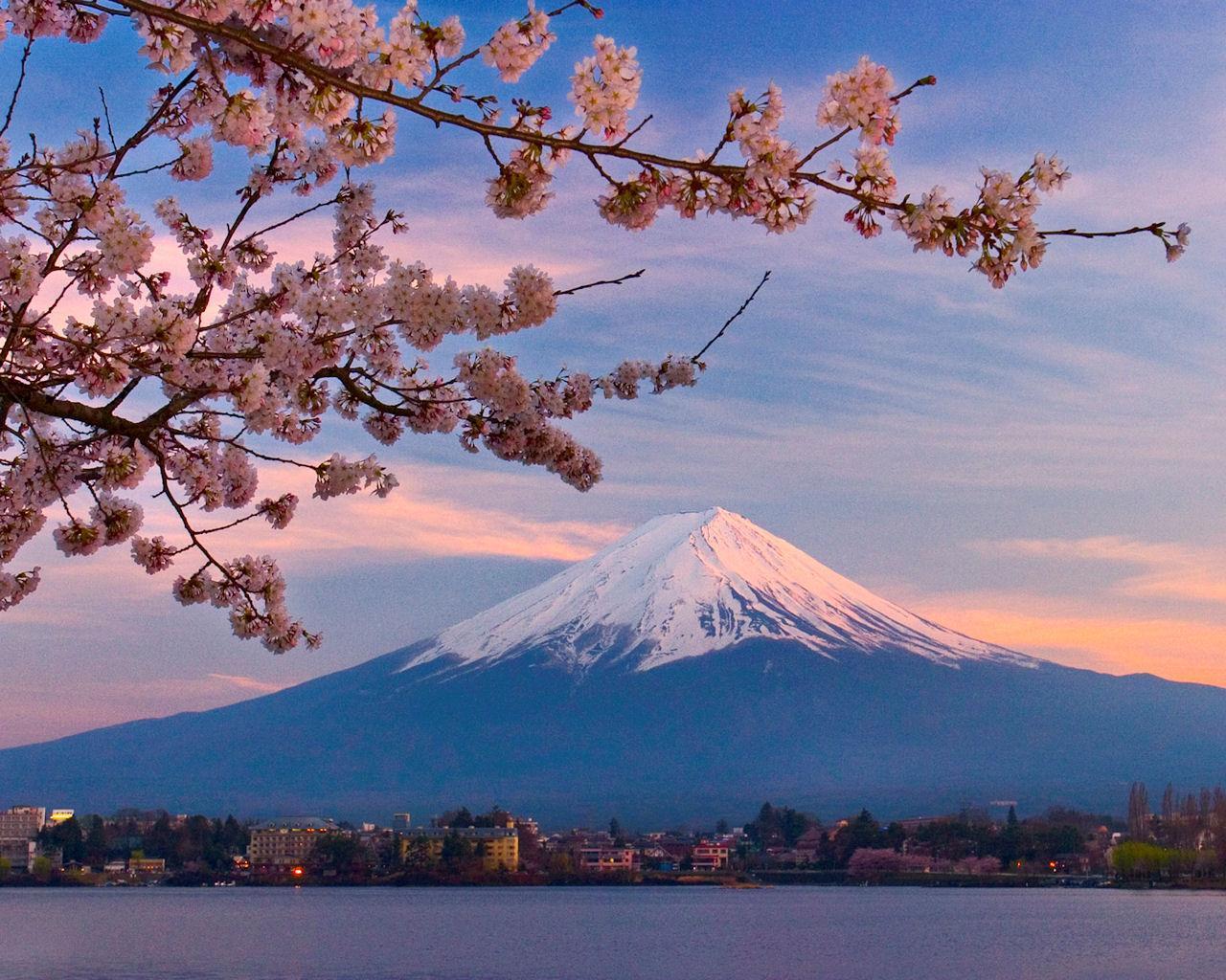 Mount Fuji Wallpapers.