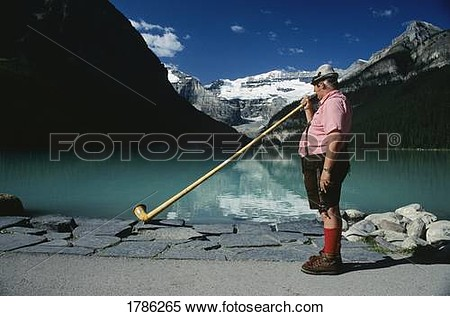 Lake louise clipart.