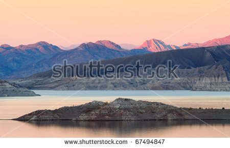 Lake Mead Stock Photos, Royalty.