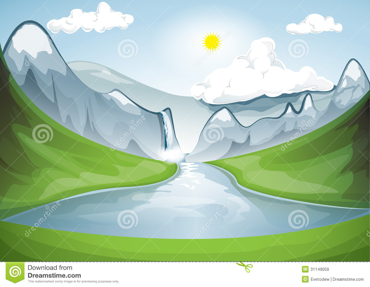 lake clipart - photo #35