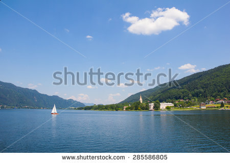 Water Carinthia Stock Photos, Royalty.