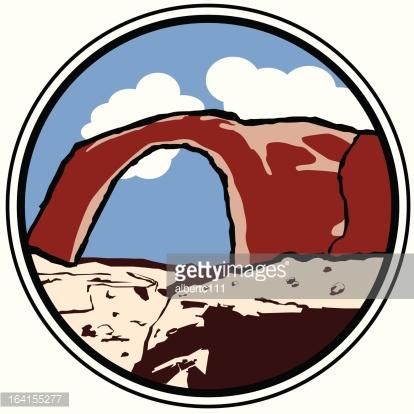 Canyon Vector Art And Graphics.