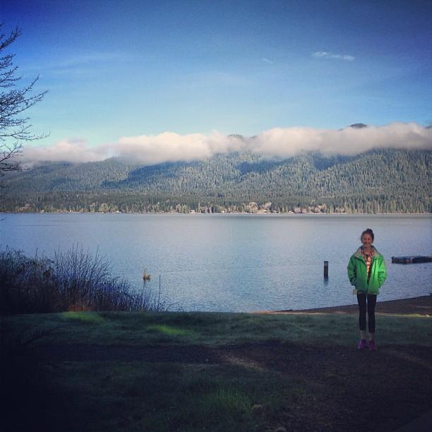 Lake Quinault Lodge.