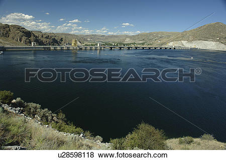 Pictures of Coulee Dam, WA, Washington, Grand Coulee Dam, Columbia.