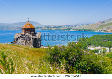 Lake Sevan Stock Photos, Royalty.