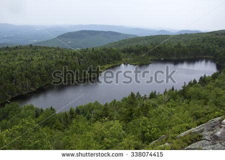 New Hampshire Shoreline Stock Photos, Royalty.