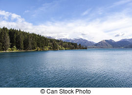 Pictures of Lake Wakatipu.