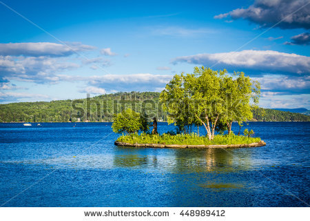 Lake Winnipesaukee Stock Photos, Royalty.