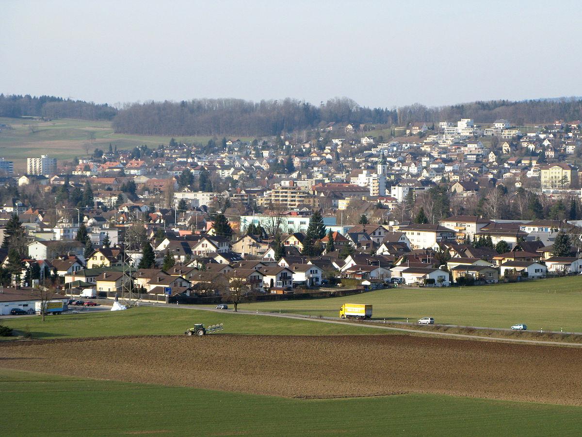 Wohlen, Aargau.