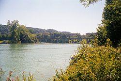 Lake Wohlen.