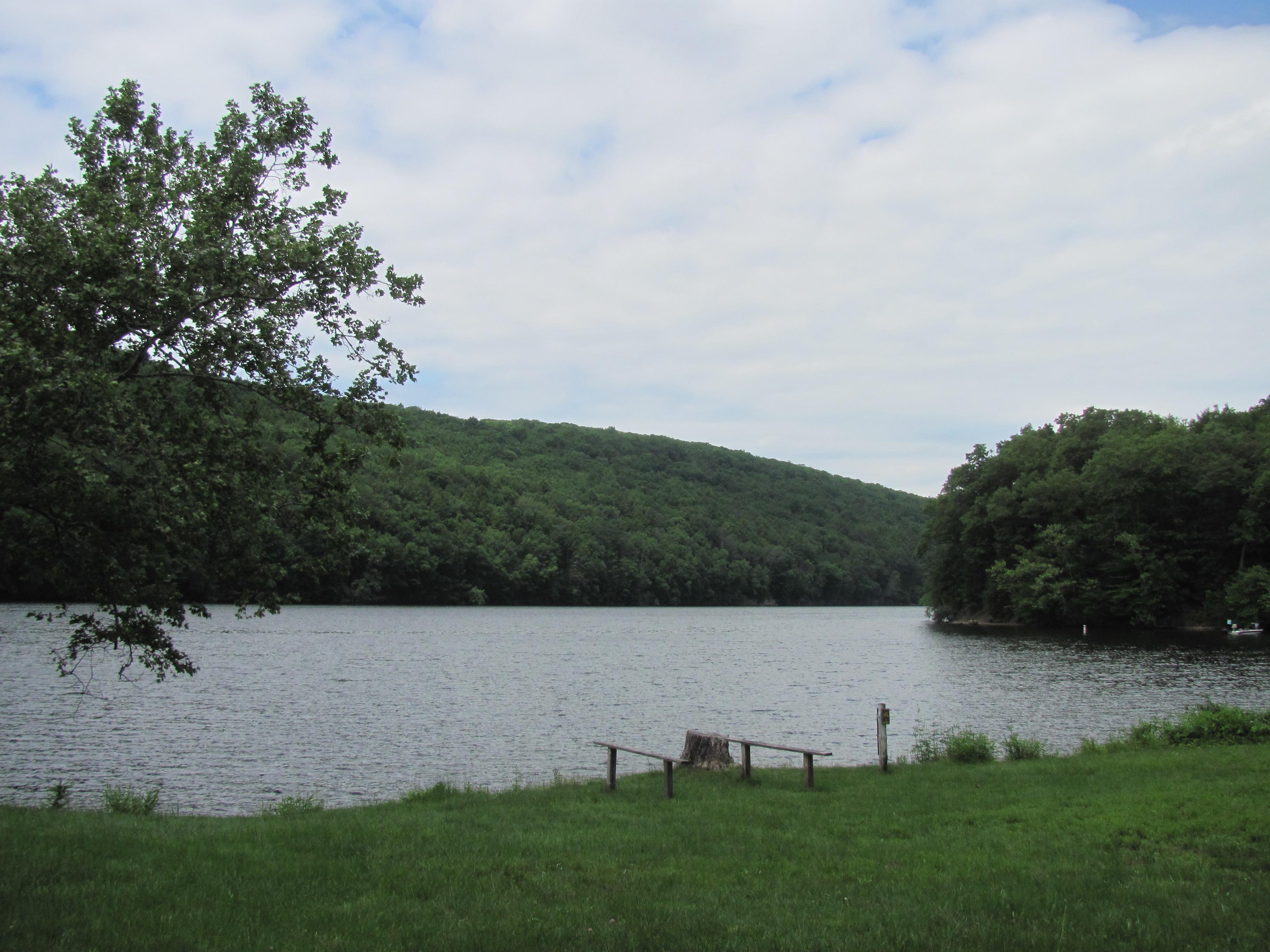 Kettletown State Park Campground.