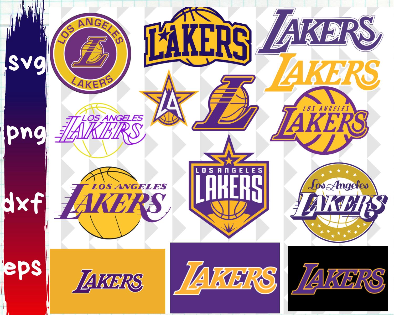 Los Angeles Lakers, Los Angeles Lakers svg, Los Angeles.