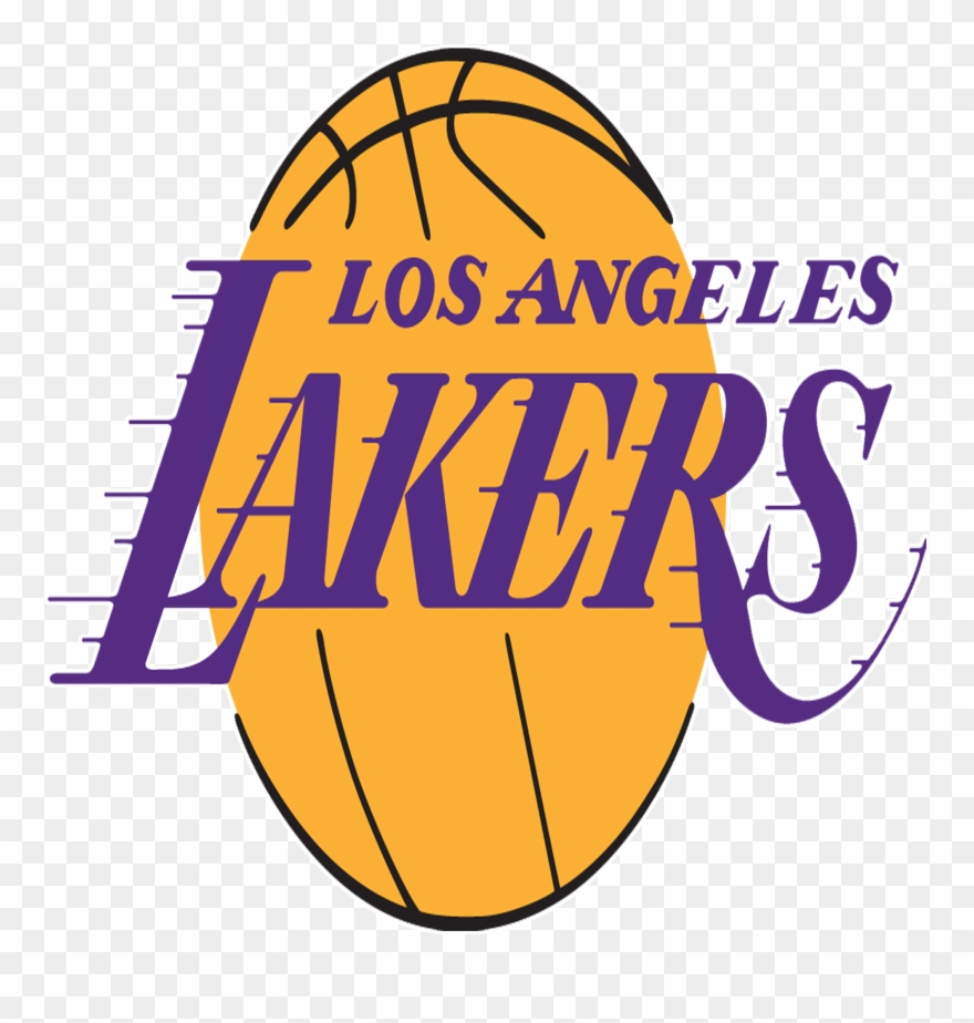 Los Angeles Lakers Png Clipart (#4947240).