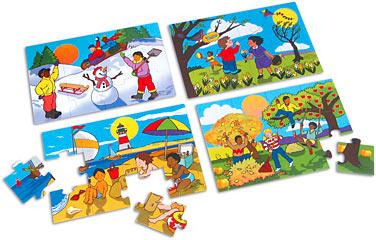 Lakeshore Puzzles Clipart.