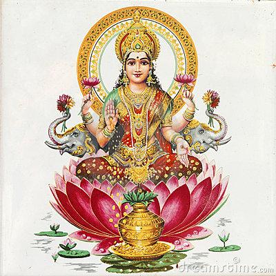 Clipart lakshmi.