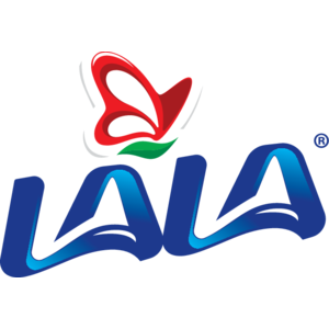 LALA logo, Vector Logo of LALA brand free download (eps, ai.