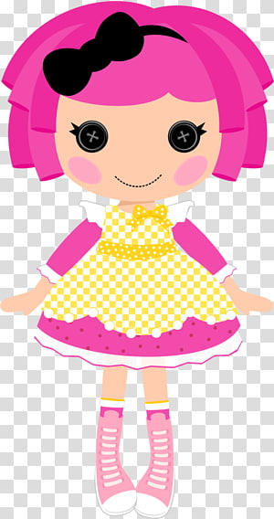Lalaloopsy Girls PNG clipart images free download.