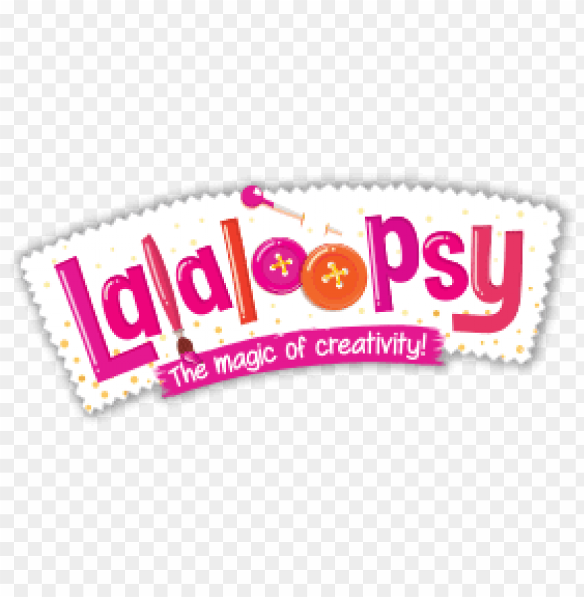 Download lalaloopsy logo clipart png photo.