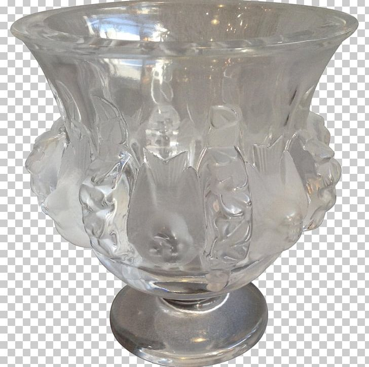 Vase Frosted Glass Lalique Wine Glass PNG, Clipart, Antique.