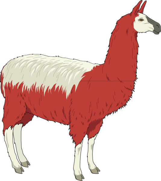 Llama 2 Clip Art at Clker.com.