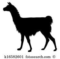 Lama Clipart Royalty Free. 324 lama clip art vector EPS.