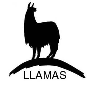 Llama clip art at vector free image.