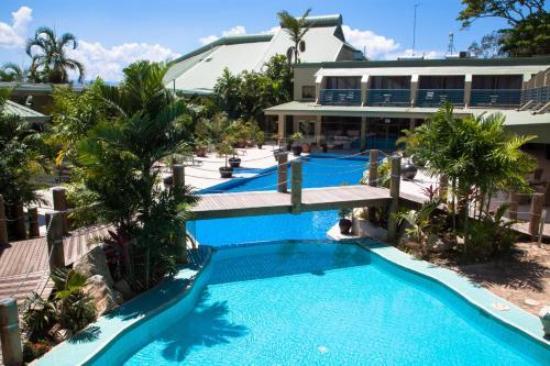 Papua Yeni Gine, Port Moresby şehrindeki en iyi 10 konaklama.