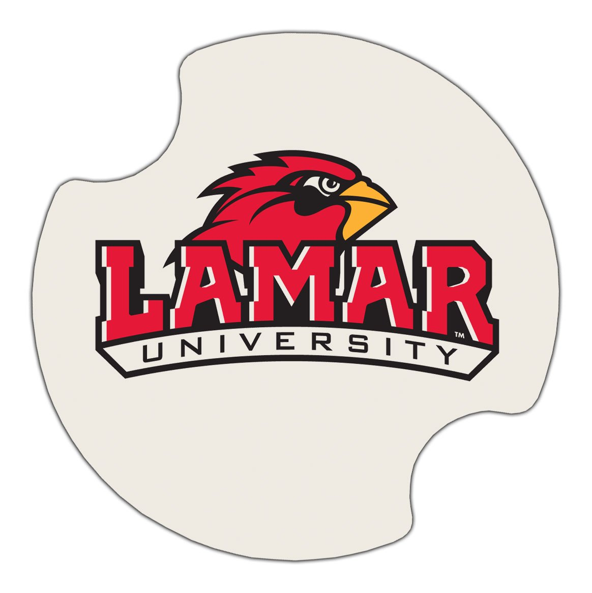 Amazon.com: Thirstystone Lamar University Car Cupholder.