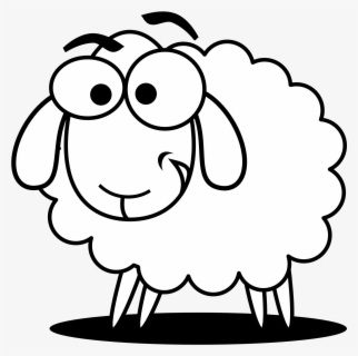 Free Sheep Clip Art with No Background.