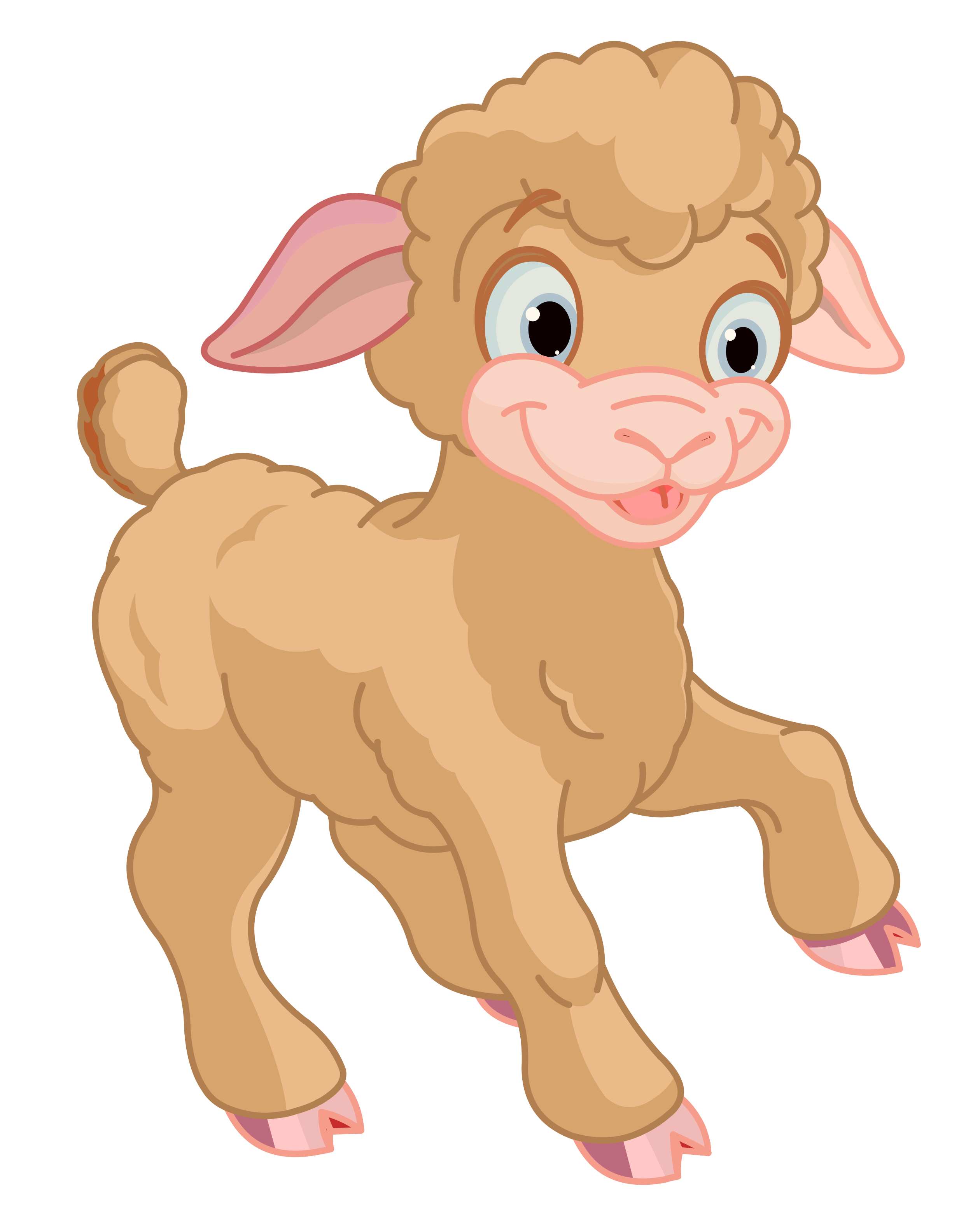 Best Lamb Clipart #20544.