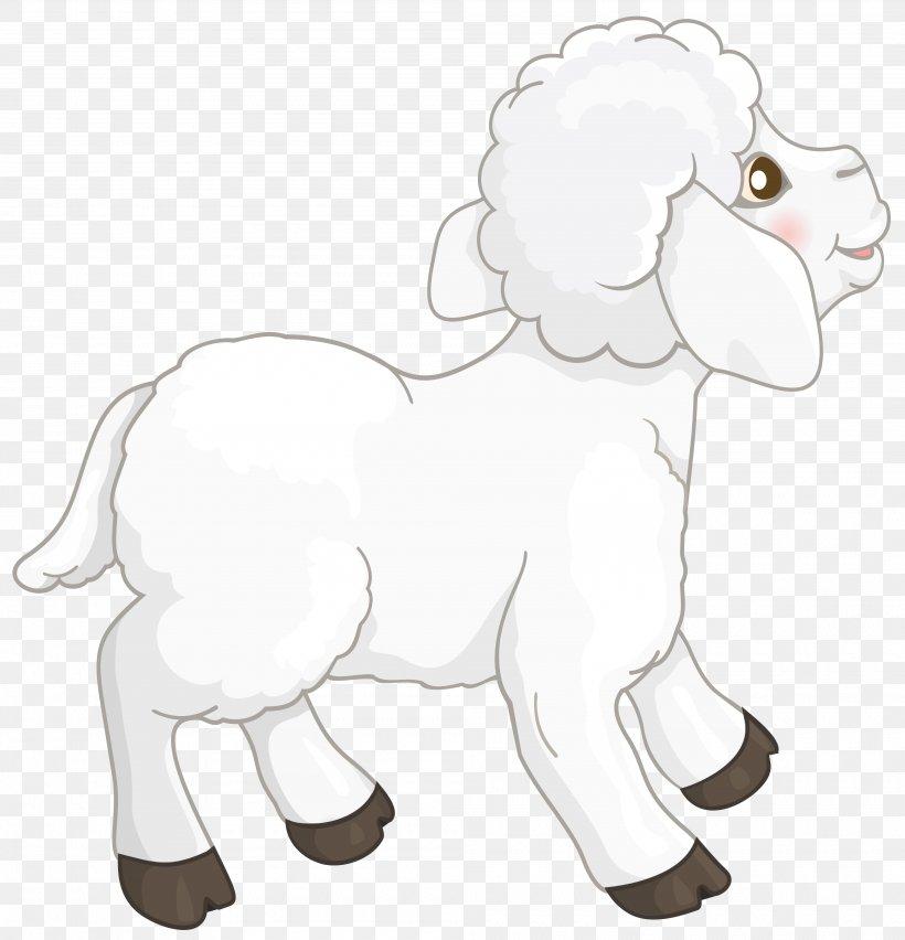Sheep Goat Clip Art, PNG, 4000x4160px, Sheep, Animal, Animal.