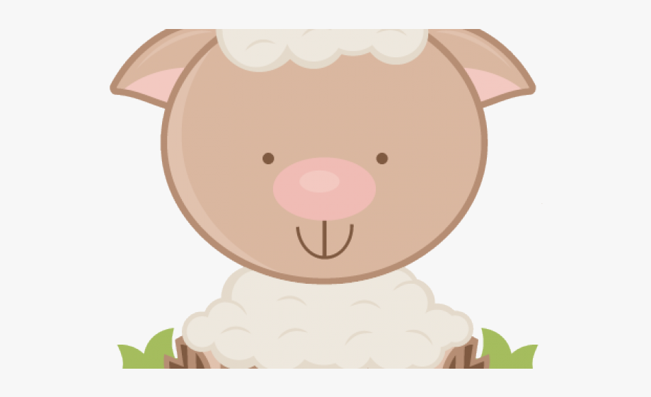 Baby Clipart Sheep.