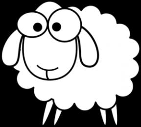 Lamb Clipart 2.