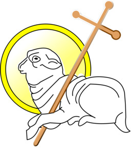 Lamb Of God clipart.