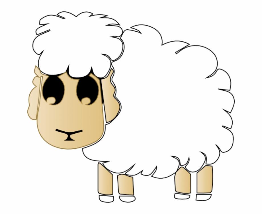 Free Lamb Clipart.