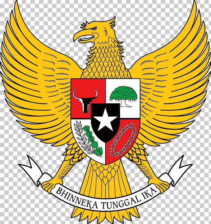 National Emblem Of Indonesia Garuda Logo PNG, Clipart.