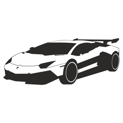 Cartoon Racing Car Clip Art, Vector Cartoon Racing Car.