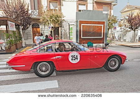 Red Lamborghini Stock Images, Royalty.
