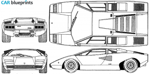 Lamborghini 1965 Clipart 20 Free Cliparts Download Images On