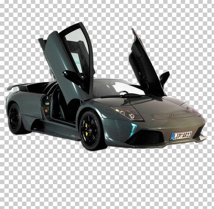 2010 Lamborghini Murcielago LP670.