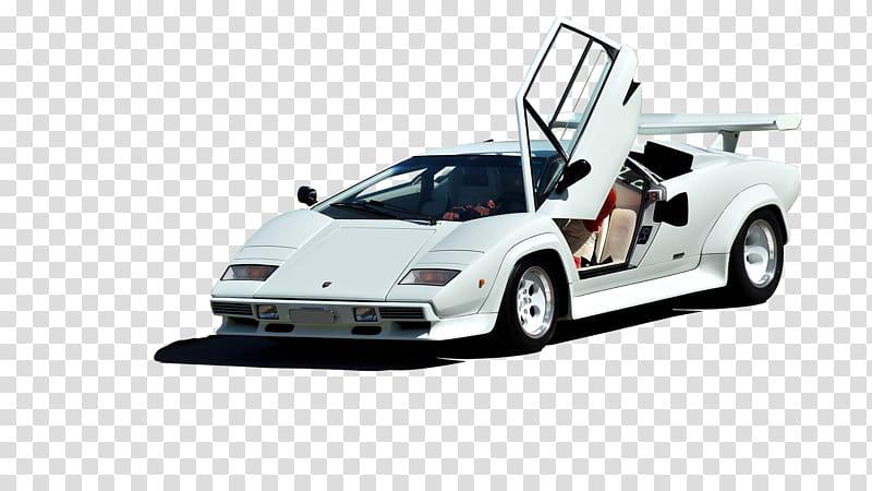 Cartoon Car, Lamborghini Countach, Lamborghini Diablo.