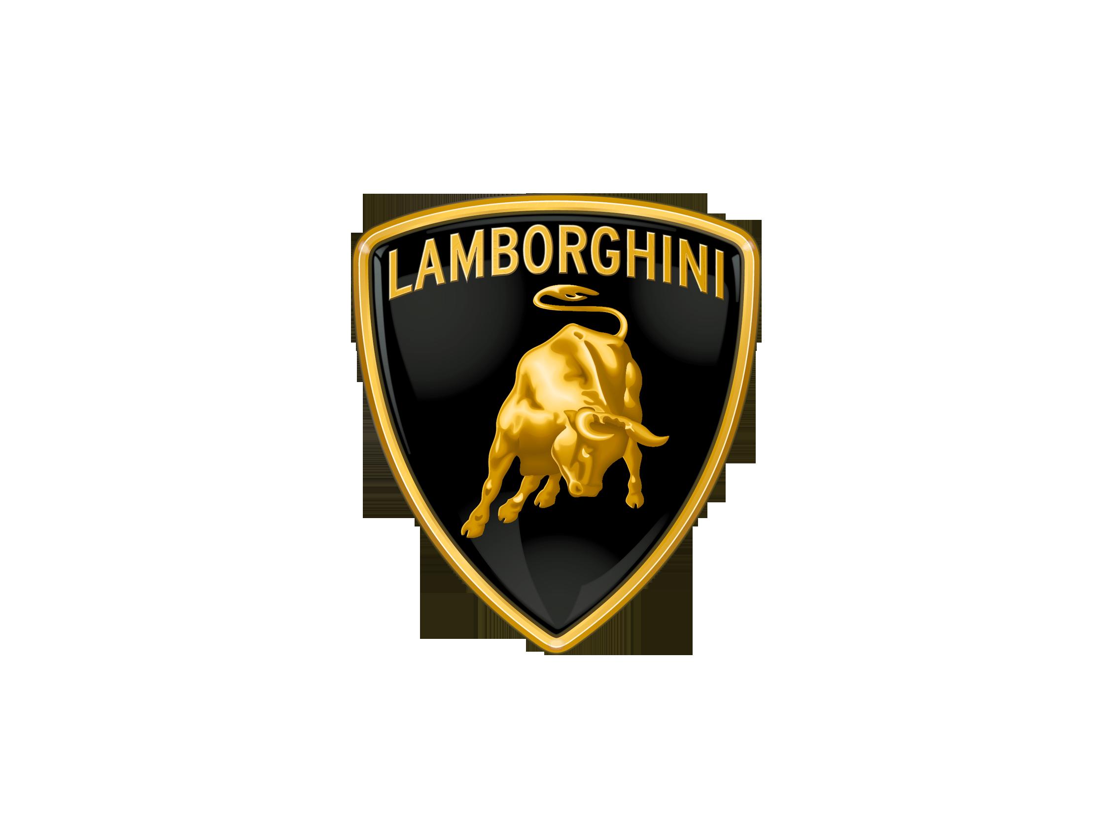 Lamborghini Logo, Transparent Lamborghini Car Symbol Png.